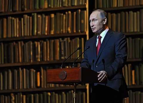 Tổng thống Putin là người quyền lực nhất thế giới năm thứ 3 liên tiếp
