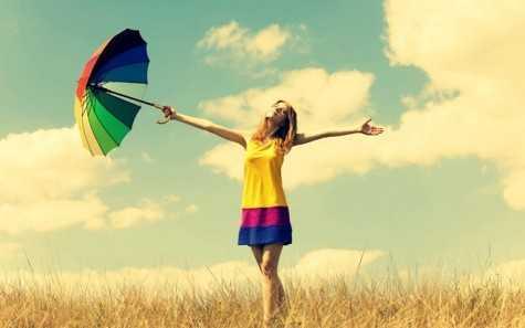 Cuộc sống sẽ hạnh phúc hơn khi bạn biết hài lòng với những gì mình có.