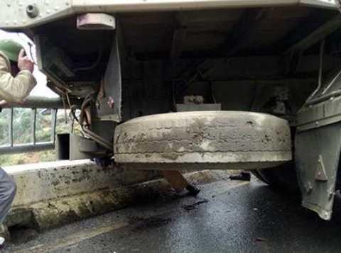 Hiện trường một vụ tai nạn giao thông (Ảnh minh họa)