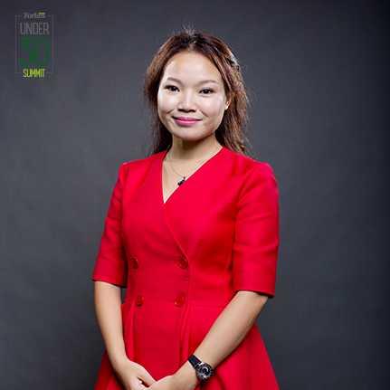 Dương Mai Anh: Chủ tịch công ty tư vấn đầu tư Hoa Lâm Nhân Văn