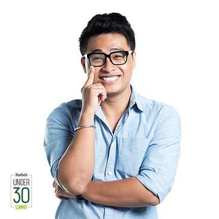 Nguyễn Hoàng Trung (sinh năm 1992): Sáng lập công ty Lozi