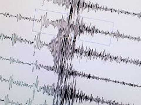Động đất đã xảy ra tại khu vực Địa Trung Hải