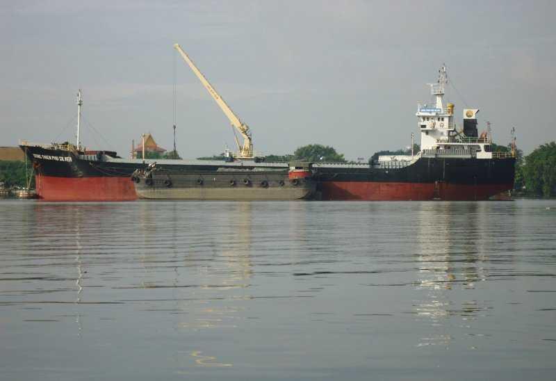 Tàu Dong Thien Phu Silver (ảnh tư liệu).