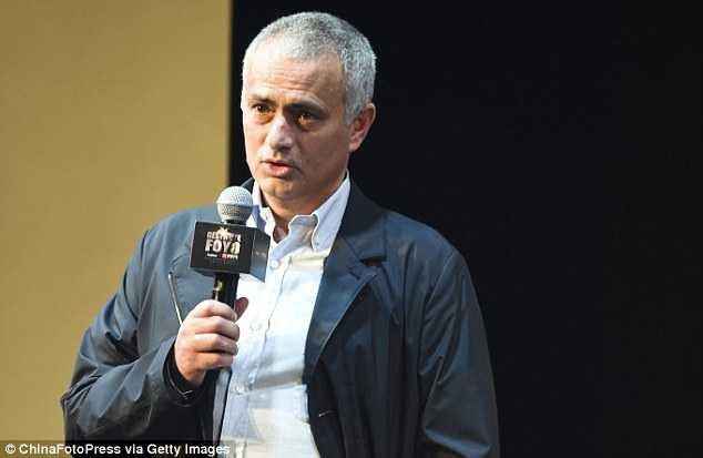 Mourinho sang Trung Quốc theo dự án của Mendes