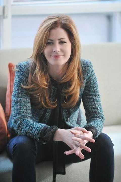 Nữ diễn viên Dana Delany luôn sống vui vẻ