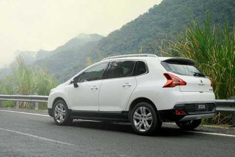 Peugeot 3008 có lợi thế về trang bị an toàn