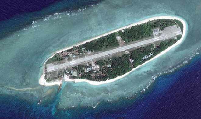 Đảo Ba Bình thuộc quần đảo Trường Sa của Việt Nam