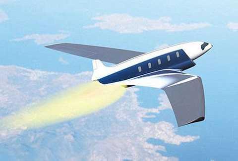 Siêu máy bay có thể đạt tới vận tốc Mach 24