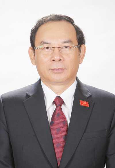 Đồng chí Nguyễn Văn Nên. Ảnh TTXVN