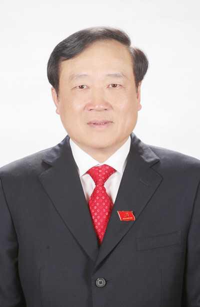 Đồng chí Nguyễn Hòa Bình. Ảnh TTXVN