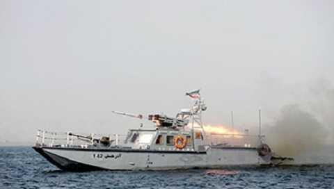 Hải quân Iran thị uy sức mạnh