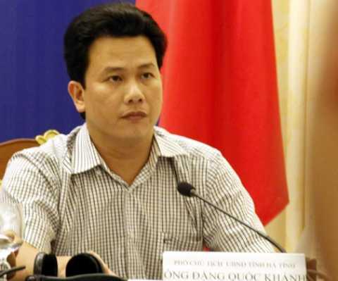 Ông Đặng Quốc Khánh