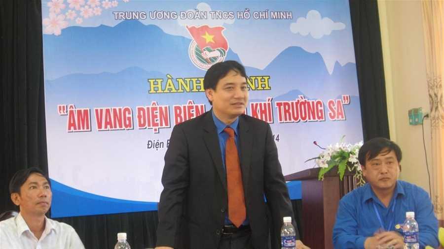 Ông Nguyễn Đắc Vinh