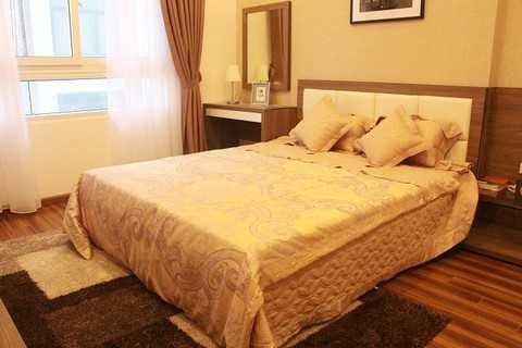 Phòng ngủ dành cho bố mẹ