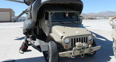 Sau nhiều năm bị loại khỏi quân đội, xe Jeep đang có cơ hội trở lại phục vụ các nhiệm vụ chiến thuật trong lực lượng lục quân Mỹ