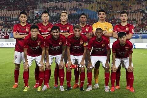 Những ngôi sao Brazil như Robinho, Paulinho cũng đang chơi bóng ở Trung Quốc