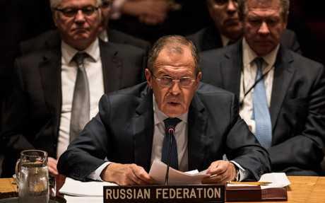 Ngoại trưởng Nga Sergei Lavrov đã cáo buộc Đức che đậy thông tin (Ảnh: Telegraph)