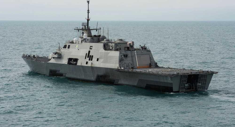 Chiến hạm của Hải quân Mỹ