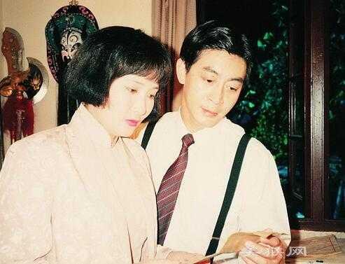 Lục Tiểu Linh Đồng thời trẻ.
