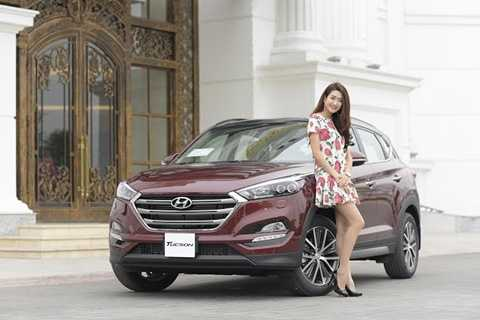Hyundai Tucson là một trong những mẫu Crossover thành công nhất thế giới với 4 triệu xe bán ra chỉ trong vòng 11 năm ra đời và phát triển