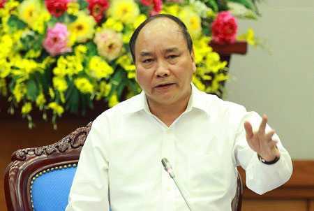 Phó Thủ tướng Nguyễn Xuân Phúc sẽ nhận thêm lĩnh vực công tác mới