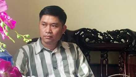 Bác sĩ Nguyễn Mạnh Tường trong trại giam