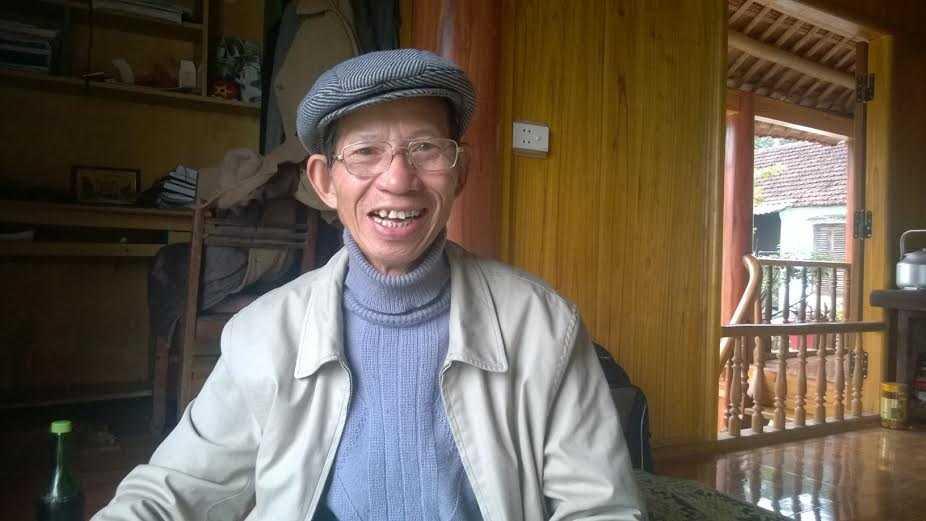 Ông Hà Nam Ninh kể sự tích đàn cá suối
