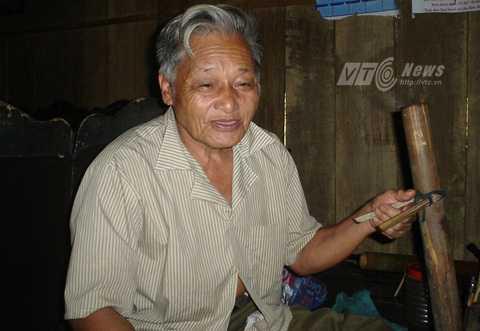 Thầy bùa Hoàng Văn Thục