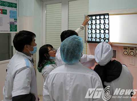 Hướng dẫn thực tập sinh chẩn đoán hình ảnh
