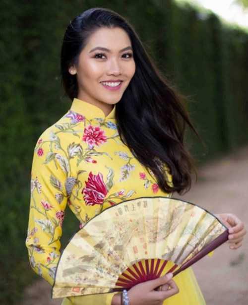 Vũ Nam Phương, Hoa khôi Du học sinh Việt Nam 2015