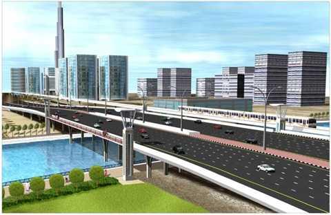 Dự án kênh Dubai