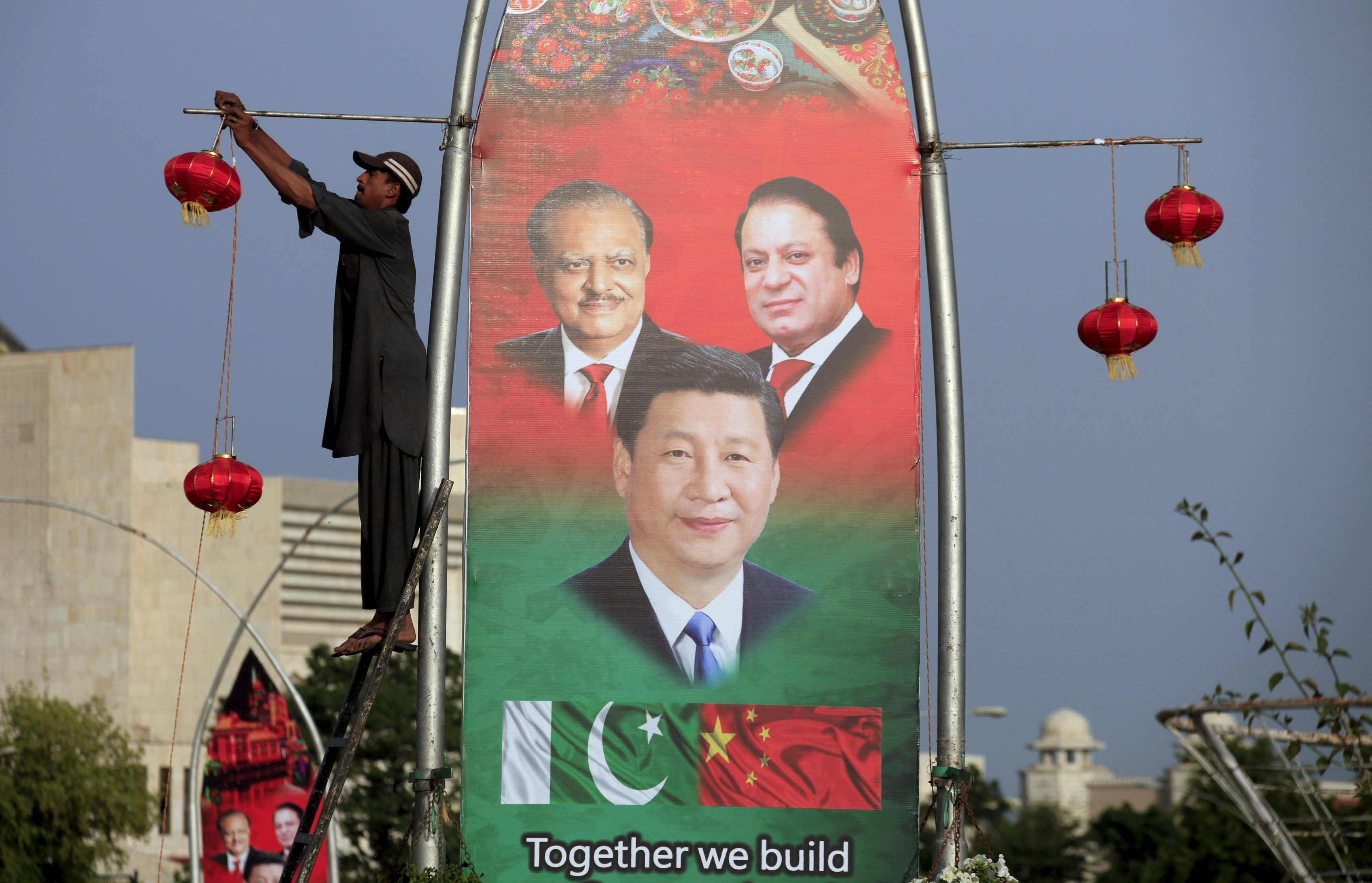 Đồng minh duy nhất của Trung Quốc, Pakistan - Ảnh minh họa