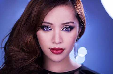 Cô gái xinh đẹp thu hút hàng triệu người trên mạng xã hội