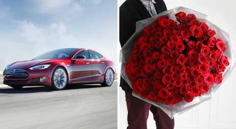 Với giá 13.000 USD, bó hồng 1000 bông do   một công ty kinh doanh hoa ở Anh chào bán đang được xếp vào dạng đắt   nhất thế giới trong mùa Valentine năm nay.