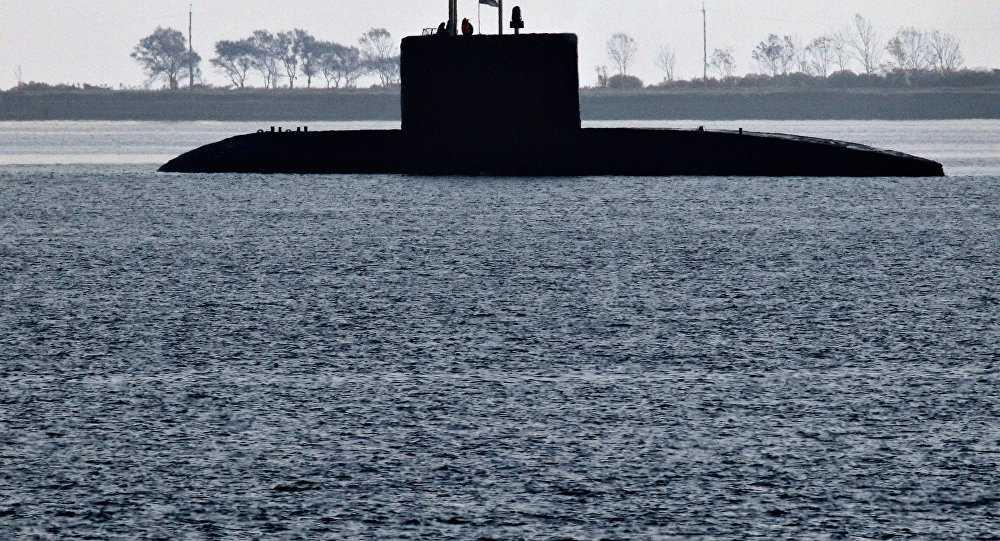 Tàu ngầm dự án 636 Varshavyanka (Ảnh: Sputnik)