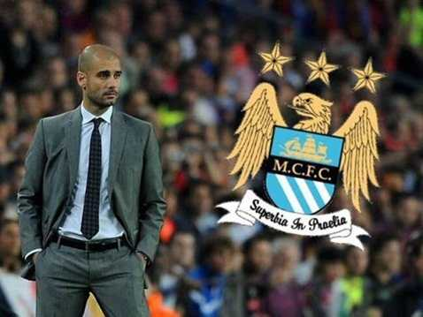 Guardiola chỉ ký hợp đồng 3 năm với Man City