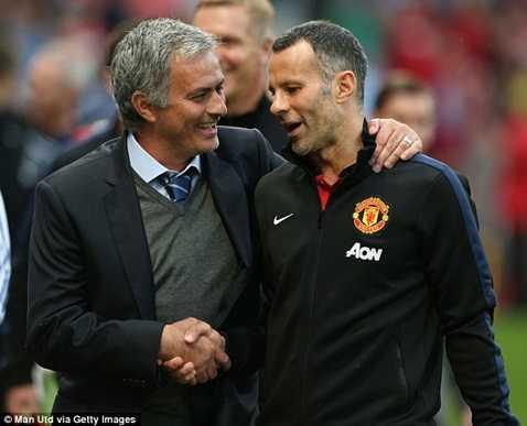 Ngày Mourinho về MU không còn xa