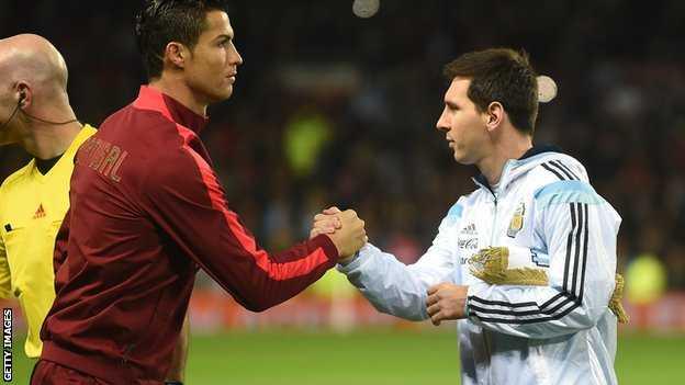 Ronaldo và Messi đang là 2 trong số nhiều mục tiêu hàng đầu của các đội bóng tại CSL. (Ảnh: Getty)