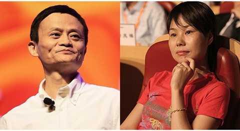 Zhang Ying là vợ của Jack Ma, tỷ phú Trung Quốc và là nhà sáng lập ra tập đoàn Internet nổi tiếng Alibaba.