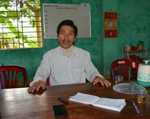 Ông Bùi Ngọc Cang, Chủ nhiệm HTX Hòa Nhơn 3 kể về ông Nguyễn Bá Thanh