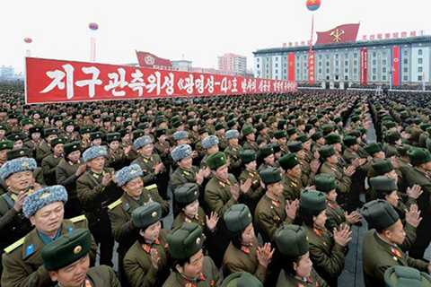 Quân đội Triều Tiên được yêu cầu tích trữ lương thực trong 3 năm tới