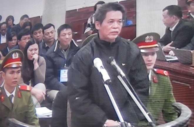 Cựu Tổng giám đốc Agribank Phạm Thanh Tân