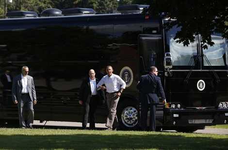 Chiếc xe bus đặc chủng này trị giá 1,1 triệu USD
