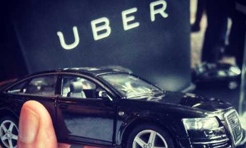 Uber đạt doanh thu kỷ lục