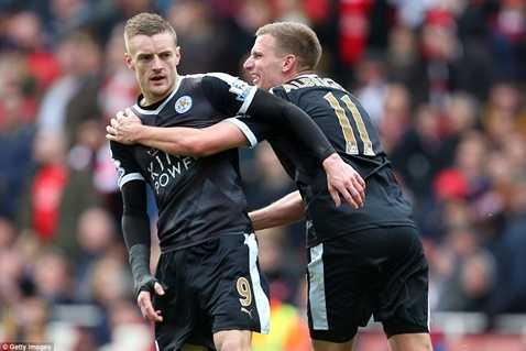 Chính Vichai Srivaddhanaprabha đã đưa Jamie Vardy về Leicester City