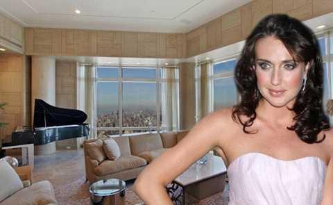 Anna Anisimova – ái nữ của tỷ phú   người Nga Vasily Anisimov được coi là Paris Hilton nước Nga khi sở hữu   khối tài hàng chục triệu USD cùng nhiều bất động sản đồ sộ.
