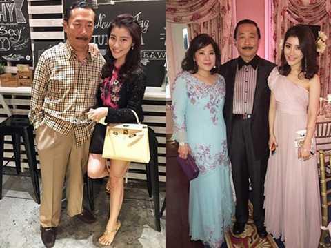 Chryseis Tan (Trần Tuyết Linh), con   gái tỷ phú Malaysia, đang sở hữu cuộc sống sung sướng như trong mơ khiến   nhiều người choáng ngợp. Trên trang cá nhân của mình, cô gái trẻ khá   thoải mái chia sẻ về cuộc sống bạc triệu của mình