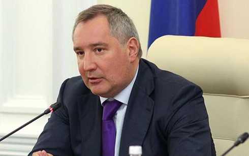 Phó Thủ tướng Nga Dmitry Rogozin