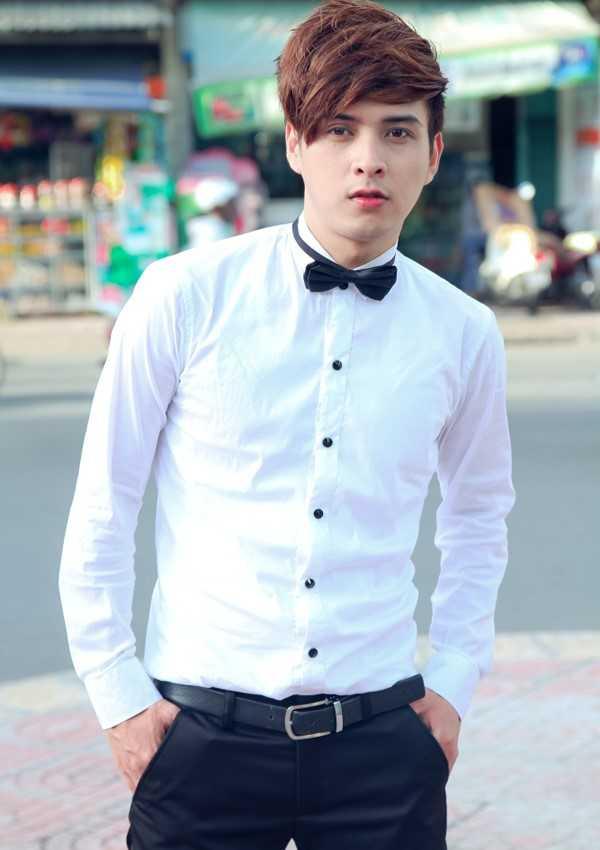 Hồ Quang Hiếu từng tổ chức đám cưới với bạn gái hot girl nhưng sớm chia tay vì không hợp. Ảnh: ED