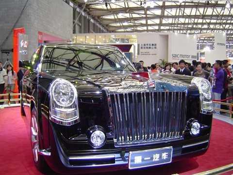 Trung Quốc - Hongqi Limousine, 800.000 USD. Đây được coi là chiếc limousine đắt giá nhất tại quốc gia châu Á